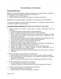 Volunteer Work On A Resume Should I Put Volunteer Work On A Resume Resume For Your Job