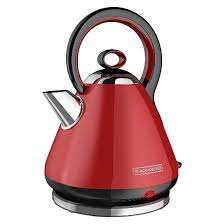 Red Kettle And Toaster Black Decker Electric Kettle Red Target