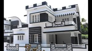 athani 5 cents plot and 1750 sq ft modern style house sold