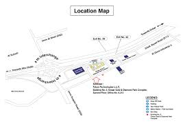 Metro Station In Dubai Map by Future Technologies Uae