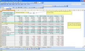 Ebay Excel Template Sales Forecast Template For Business Laobingkaisuo Com