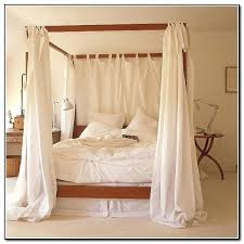 bedroom canopy curtains fourposter bed canopy how a canopy bed can make your bedroom feel