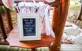 wedding wands ribbon wedding wands mountain modern
