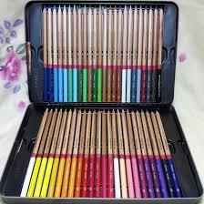 prismacolor pencils pencils professional 24 36 48 solventborne colored pencil tin