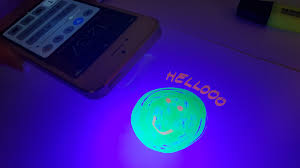 Glow In The Dark Lights How To Turn Your Phone Into A Black Light Tech Advisor