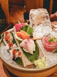 roka cuisine craving japanese food at roka canary wharf wrap your around this