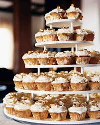 wedding cake and cupcake ideas wedding cupcake ideas martha stewart weddings