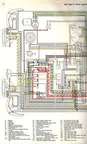 vw type 3 wiring diagram vw wiring diagrams instruction