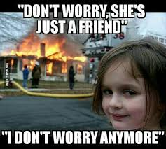 Jealous Girlfriend Meme - 20 funniest jealous girlfriend memes ever sayingimages com