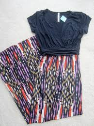this gilli sina vneck printed maxi dress cute and looks