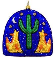 southwest ornaments