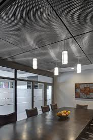 Basement Ceiling Design Mesh Ceiling Panels Google Search Dealership Interior