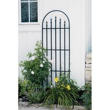 Garden Trellis Archway Panacea 80in Garden Trel Decorative Products U0026 Accessories