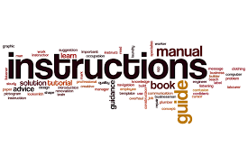 100 work instruction manual template the best of manual and