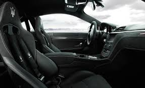 maserati quattroporte interior black car picker maserati granturismo sport interior images