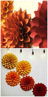 Craft Design Ideas 20 Extraordinary Smart Diy Paper Wall Decor Free Template