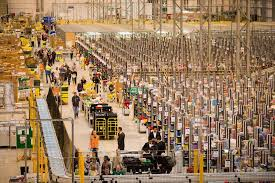 amazon black friday 2014 ads these photos show how insanely busy amazon warehouses are right now