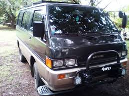 mitsubishi van used car mitsubishi vanwagon nicaragua 1991 5000 microbus 4 4