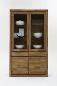 Schlafzimmer Buche Teilmassiv Vitrine Wildeiche Massiv Geölt 2207 Elfo Möbel Massivholz Delft Sylt
