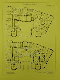 Bca Floor Plan Floor Plans Bromley Court Cambridge Ma 1909 Newhall U0026 Blevins