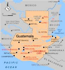map of guatemala cities guatemala map pictures