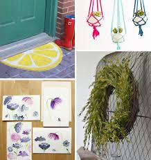 Diy Spring Projects by 5 Easy Ways To Brighten Up Your Home For Spring