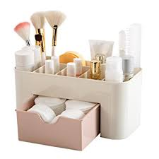 rangement sur bureau bonjouree tiroir de rangement bureau maquillage cosmétique