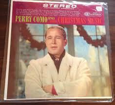 the white christmas album ne wall