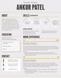Ux Resume Template Creative Resume Examples Cool Resume Formats Free Resume