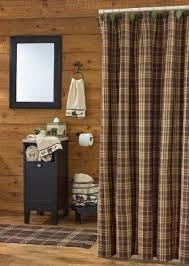 Country Shower Curtain Country Plaid Shower Curtains Foter