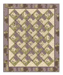 garden gate on lilac hill quilt pattern download by homespun