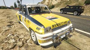 renault 5 turbo group b renault 5 gt turbo rally gta5 mods com