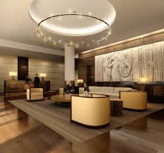 interior design for home lobby circular track cove lighting let there be artifical light