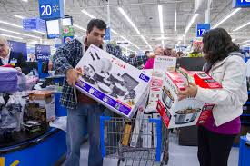 wal mart thanksgiving attention walmart shoppers better lighting coming to an aisle
