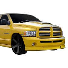 Dodge Ram Yellow - duraflex dodge ram 2004 2005 bt 1 style fiberglass bumper covers