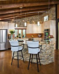 kitchen rock island similar to what i want to use back of kitchen island ideas