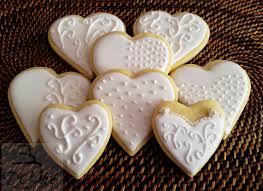 wedding cookies decorated wedding cookies d cake