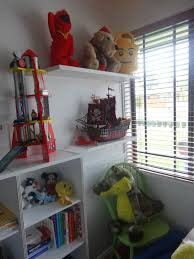 Uncluttered Look The Old Fat Hen Bookcase Redo