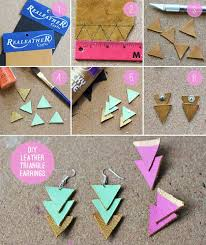 home made earrings 42 fabulous diy earrings you can make for next to nothing diy