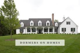 House Dormers Photos Dormers On Homes Delbert Adams Construction Group Llc