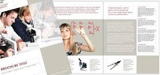 brochure education company theme u2022 istudio publisher u2022 page