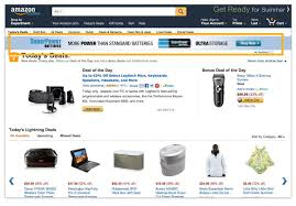 daily deals site stripe amazon advertising daily deals stripe on amazon