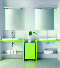 designer bathroom basin dazzling modern bathroom furniture design with green white