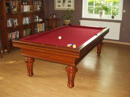 Types Of Pool Tables by Classic Pool Table Contemporary Commercial Empereur 240