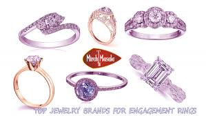 best wedding rings brands jewelry brands for engagement rings best engagement rings