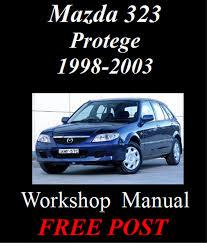 100 2005 Mazda Bravo Workshop Manual Shop Service Manuals
