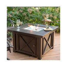 Wine Barrel Fire Pit Table by Wine Barrel Fire Pit Table Propane Ring Rustic Outdoor Patio