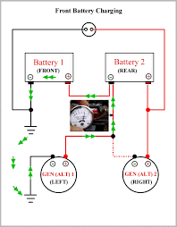 wiring diagrams 2 wire alternator to 1 wire delco remy