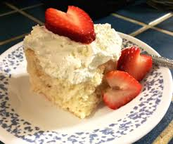 cheater u0027s tres leches cake perfect for your sweetheart 3 steps