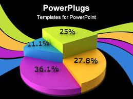 100 template chart powerpoint profit performance chart